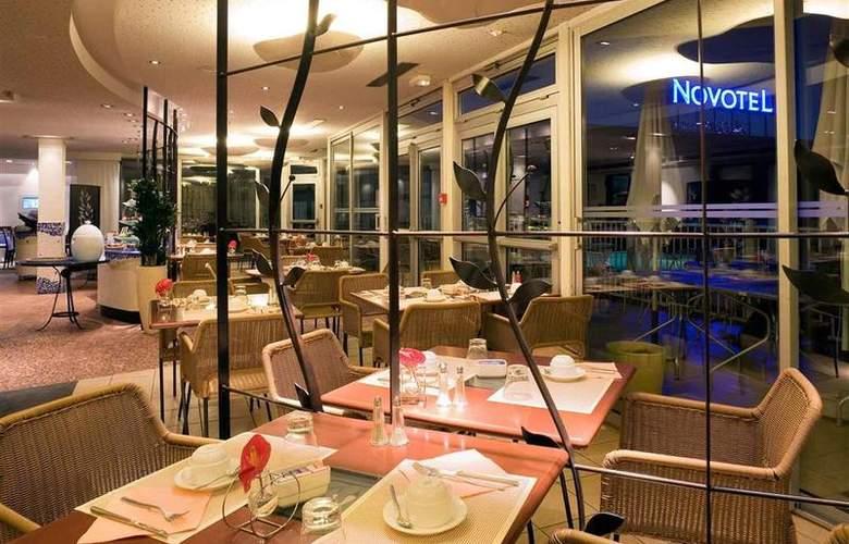Novotel Amiens Est - Restaurant - 20