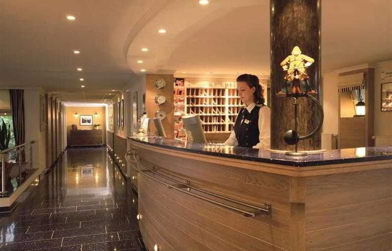Best Western Hanse Hotel Warnemuende - Hotel - 35