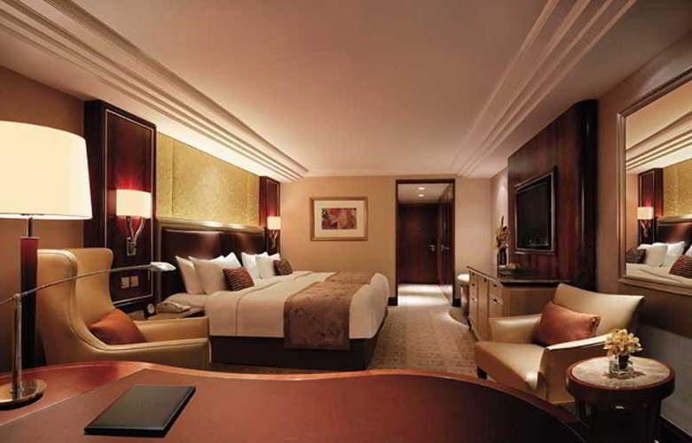 Kowloon Shangri-La Hong Kong - Room - 9