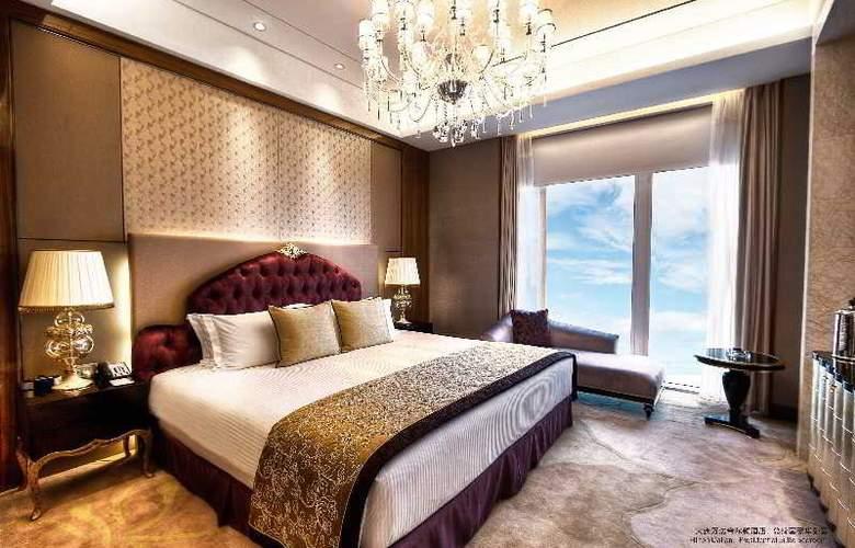 Hilton Wanda Dalian - Room - 22