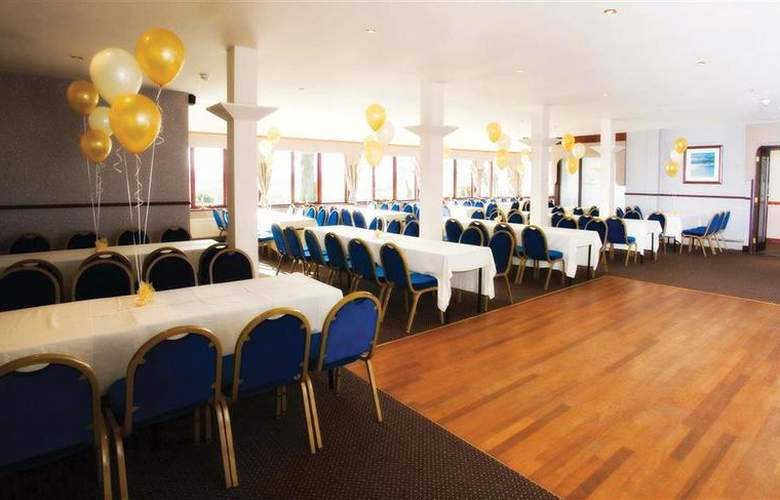 Best Western Dryfesdale - Conference - 360