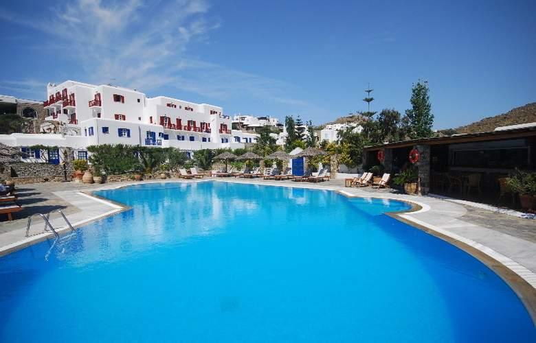 Kamari Hotel Mykonos - Pool - 5