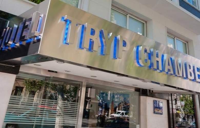 Tryp Madrid Chamberí - Hotel - 0