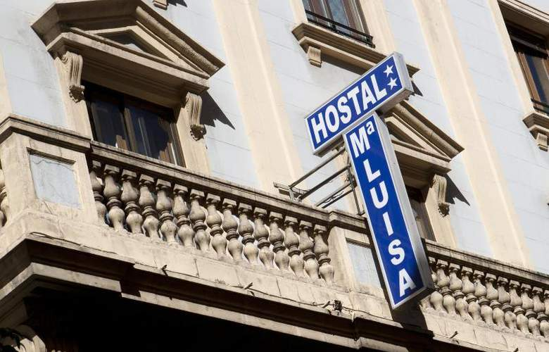 Hostal Maria Luisa - Hotel - 5
