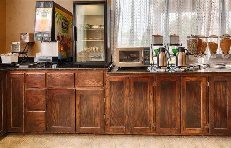 Best Western Inn & Suites - Monroe - Restaurant - 38