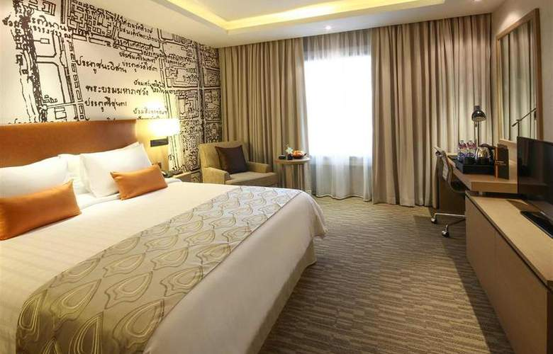Grand Mercure Fortune Bangkok - Room - 38