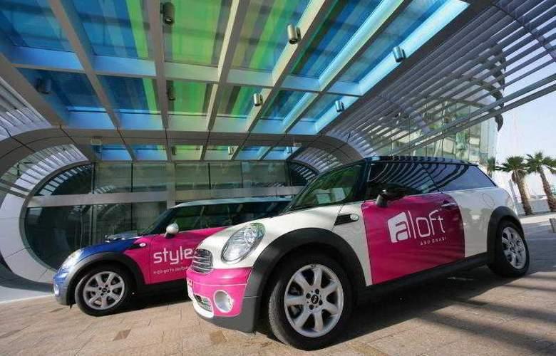 Aloft Abu Dhabi - Hotel - 19