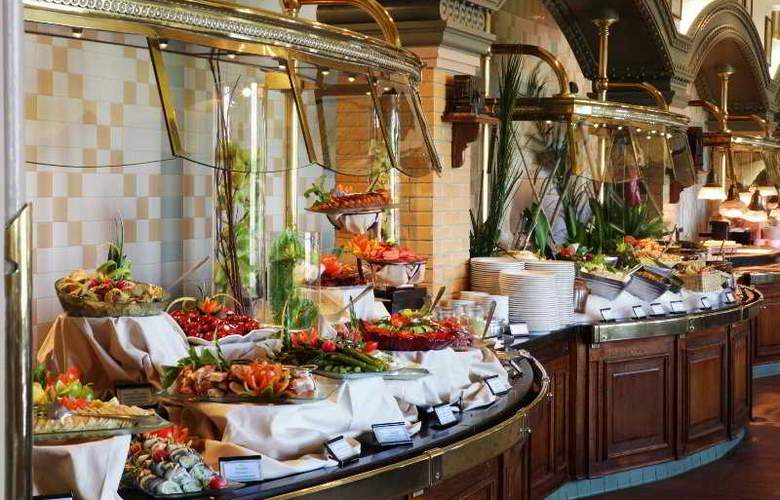 Disneyland Hotel - Meals - 6