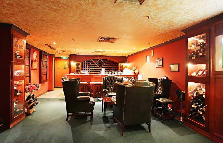 The Apartments @ Medeka Palace - Bar - 11