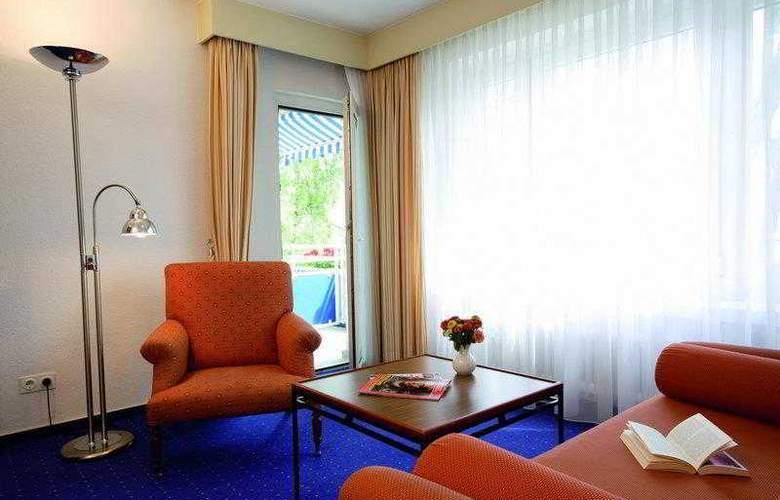 Best Western Hanse Hotel Warnemuende - Hotel - 0