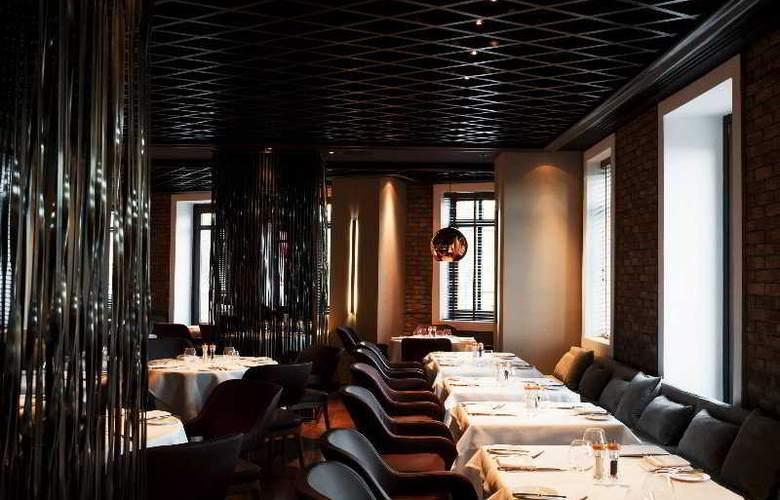 W Hotel - Restaurant - 4