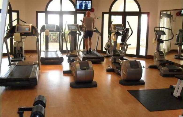 Hyatt Regency Sharm El Sheikh Resort - Sport - 36