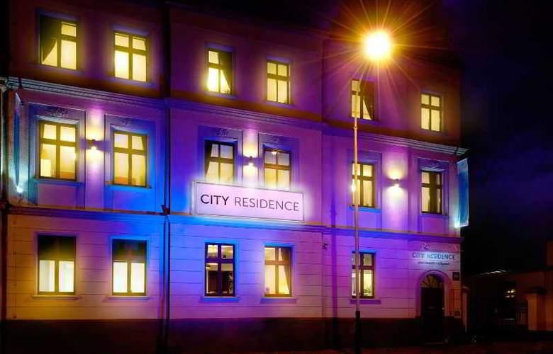 City Residence Aparthotel - Hotel - 0