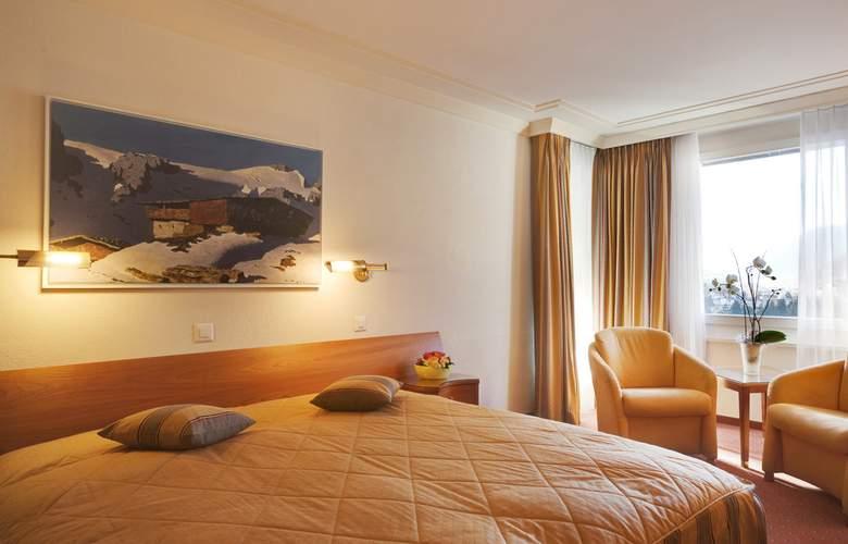 Kongress Hotel Davos - Room - 6