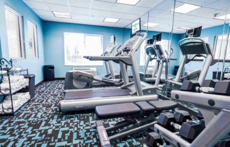 Fairfield Inn Medford Long Island - Sport - 4