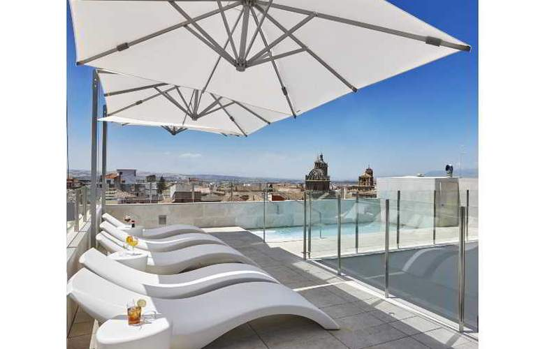 Granada Five Senses Rooms & Suites - Terrace - 6