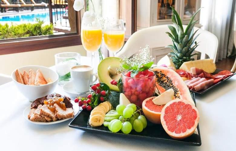 Villa de Alarcon - Restaurant - 26