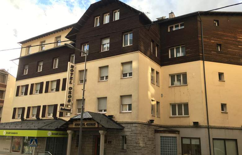 Evenia Oros - Hotel - 0
