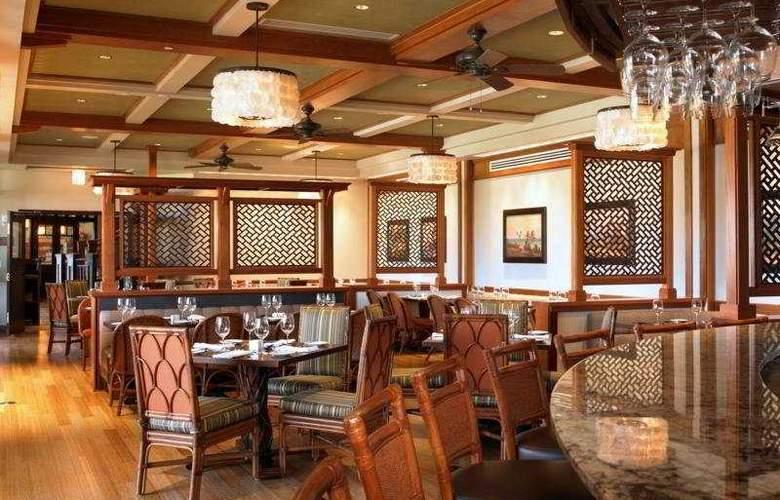 Westin Princeville Ocean Resort Villas - Restaurant - 12