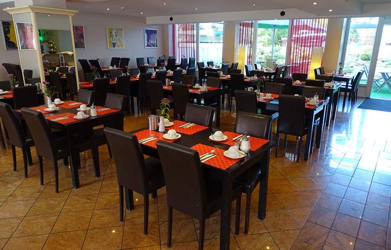 Amedia Hamburg Moorfleet - Restaurant - 2