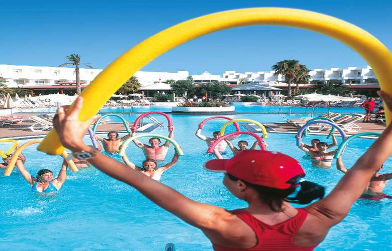 Riu Paraiso Lanzarote Resort - Sport - 20