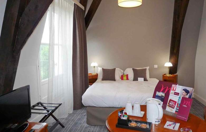 Mercure Correze La Seniorie - Room - 3
