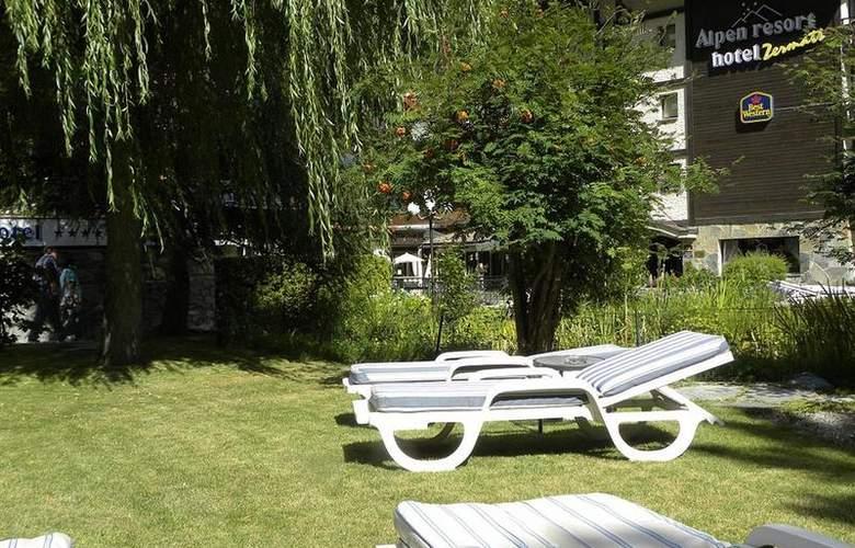 Alpen Resort - Terrace - 3