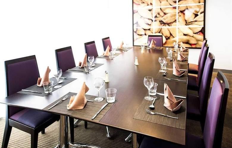 Novotel Lyon Bron Eurexpo - Restaurant - 63