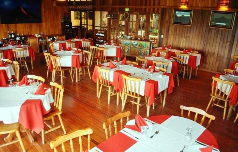 Arenal Lodge - Restaurant - 9