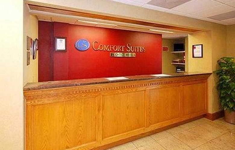 Comfort Suites (Raleigh) - General - 3