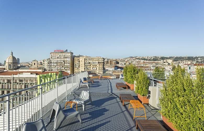 B&B Hotel Napoli - Terrace - 5