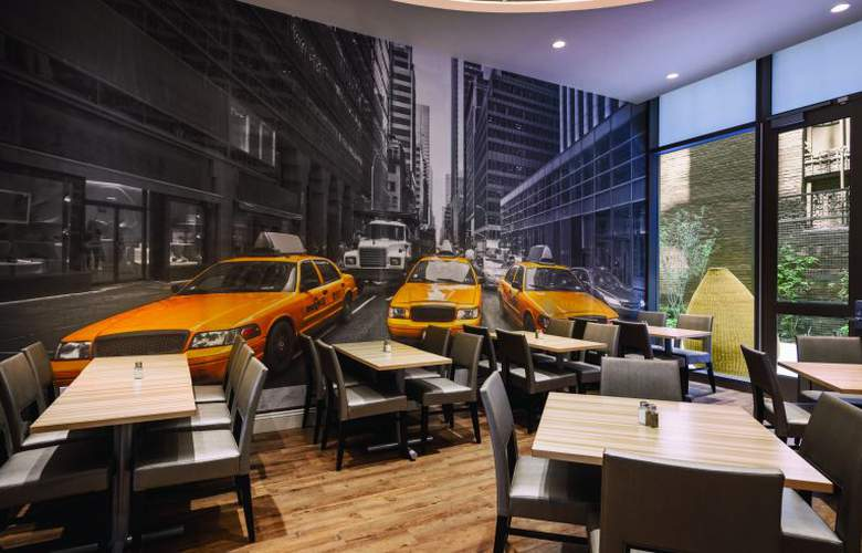 Homewood Suites Midtown Manhattan - Restaurant - 4