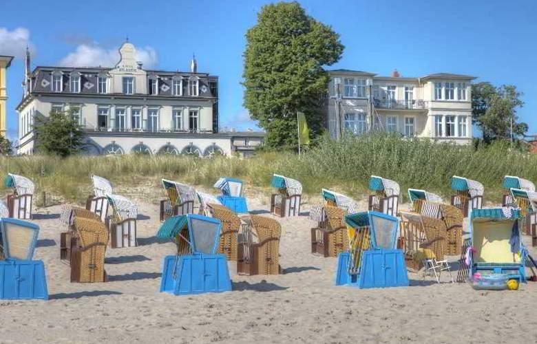 Strandhotel Atlantic & Villa Meeresstrand - Beach - 3