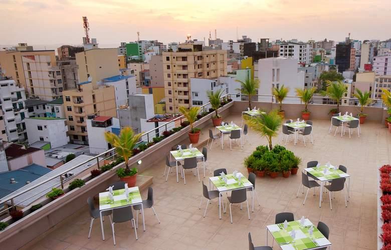 Champa Central - Restaurant - 4