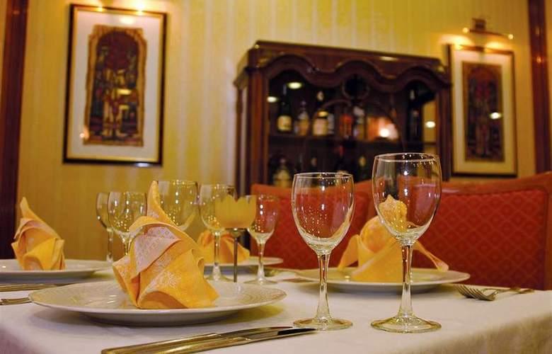 Best Western  Hotel Turist - Restaurant - 37