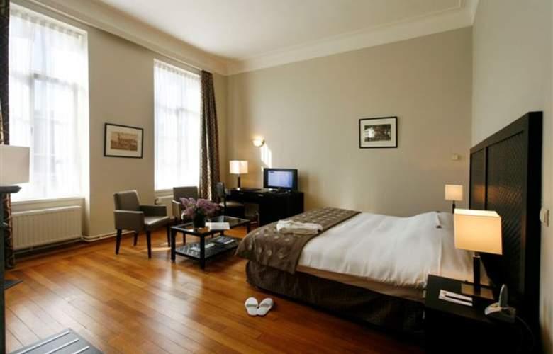 Best Western Premier La Villa Des Fleurs - Room - 2