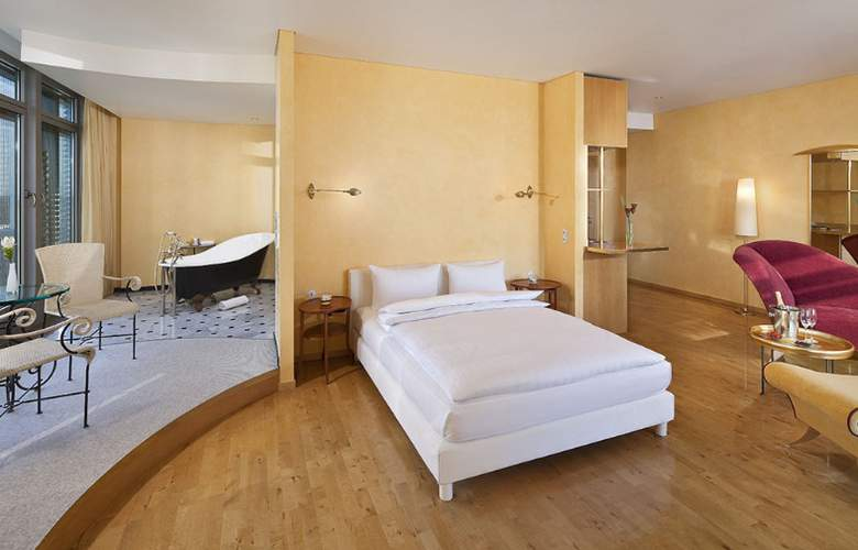 Innside Frankfurt Eurotheum - Room - 2