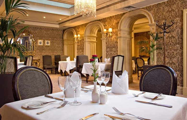 Buswells Dublin - Restaurant - 1