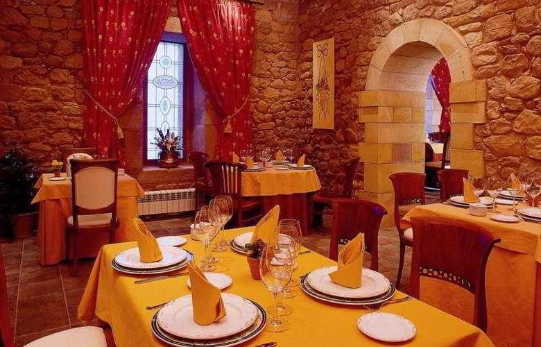 Palacio Guevara - Restaurant - 5
