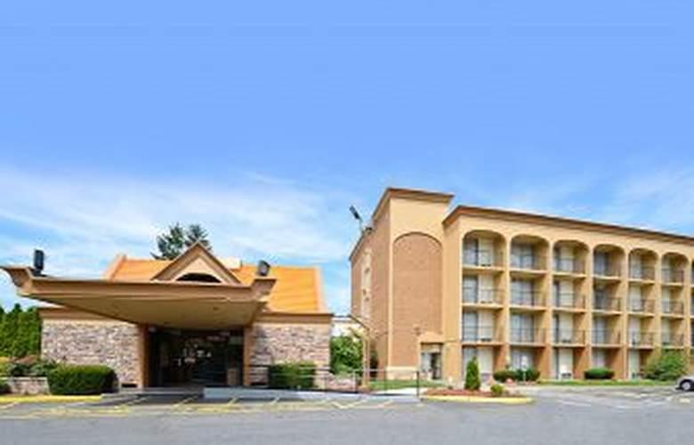 Howard Johnson Inn Clifton NJ - Hotel - 5