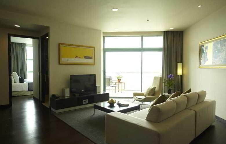 Chatrium Riverside Bangkok - Room - 16