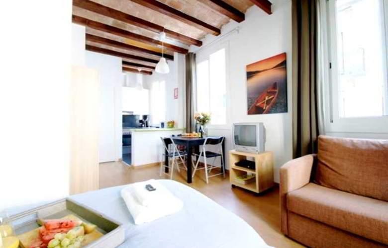 FGA Barceloneta Apartments - Room - 8
