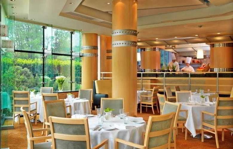 Regent Warsaw Hotel - Restaurant - 17