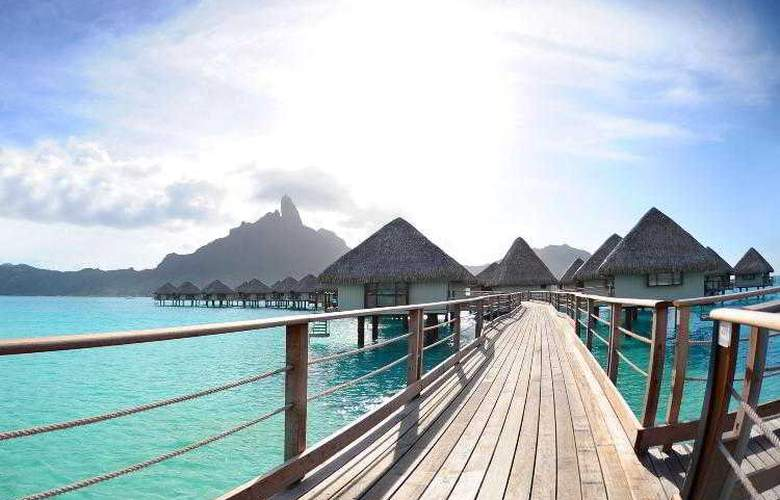 Le Meridien Bora Bora - Hotel - 15