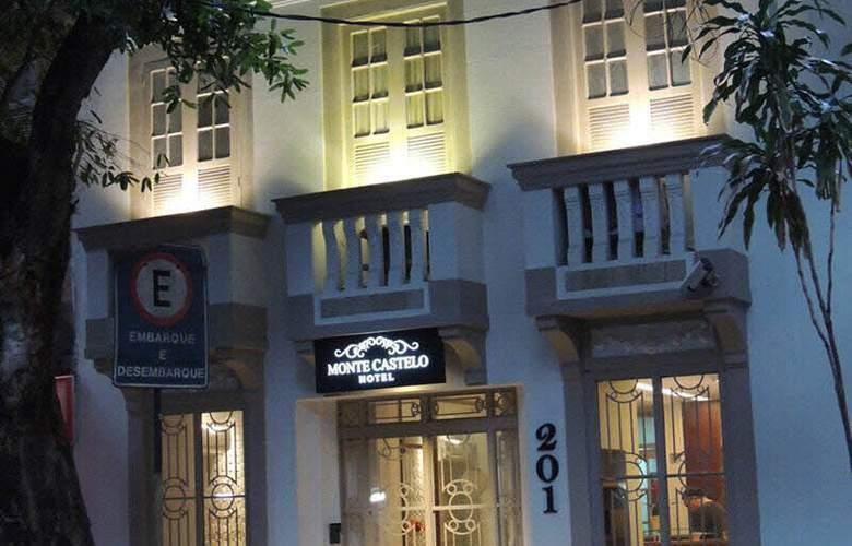 Monte Castelo - Hotel - 0