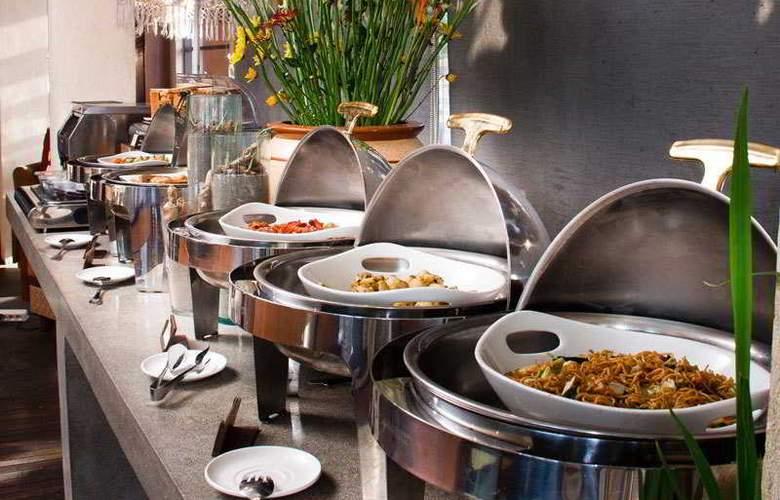 Ramayana Candidasa - Restaurant - 36
