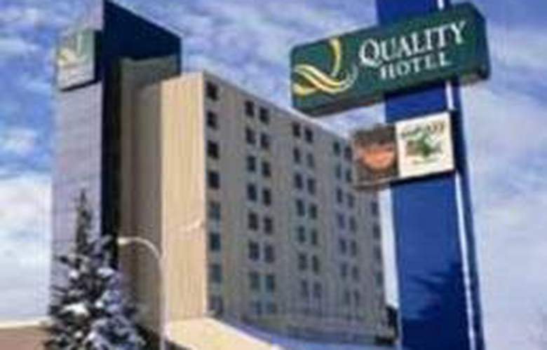 Quality Hotel & Conference Centre - Hotel - 0