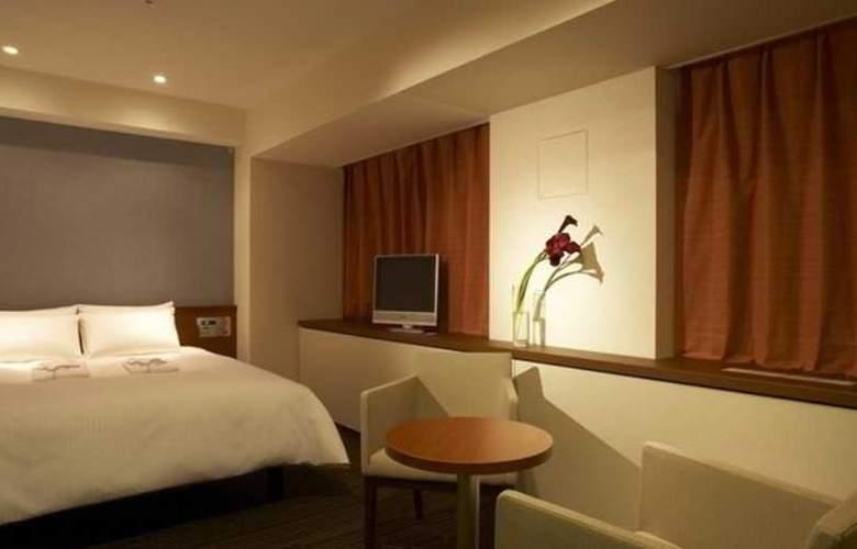Hachioji Plaza Hotel - Room - 9