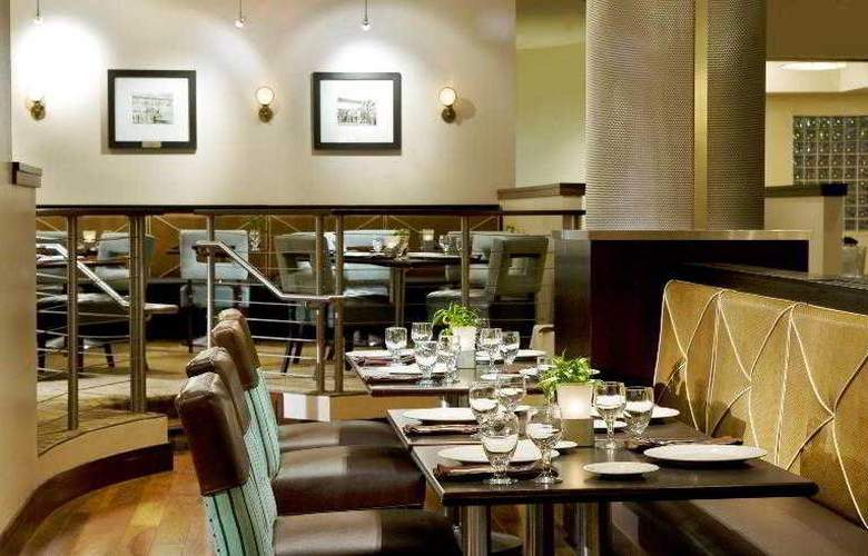 Sheraton Miami Airport & Executive Meeting Center - Restaurant - 35