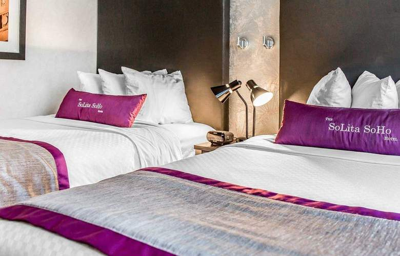 The Solita Soho Hotel, an Ascend Hotel Collection Member - Room - 2